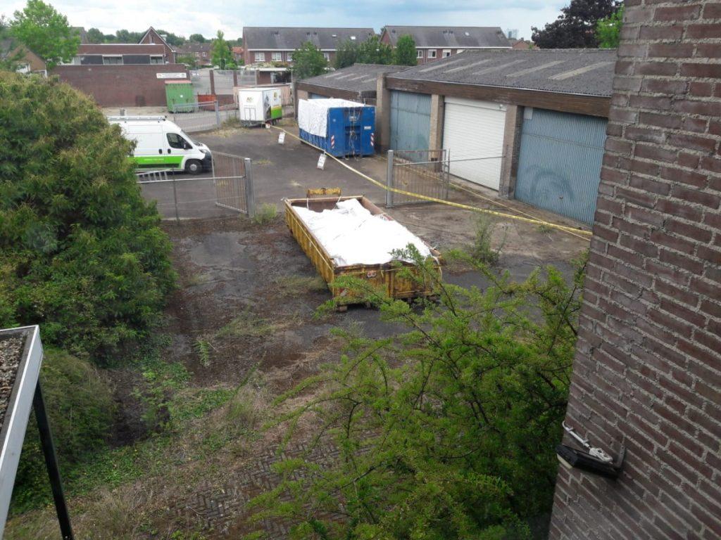 Asbest sanering Oud Gemeentehuis Roermond